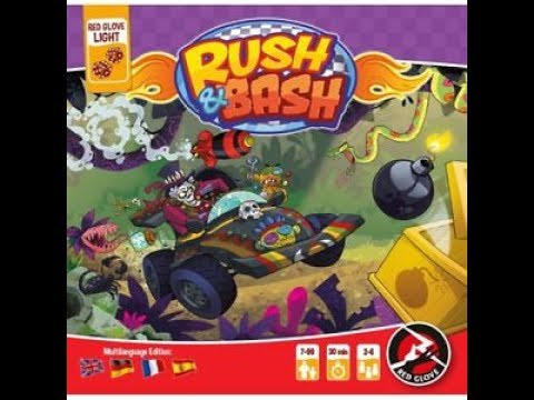 Rush & Bash - Game On review
