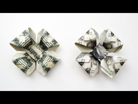 Download easy amazing money flower origami out of two dollar bills easy amazing money flower origami out of two dollar bills tutorial diy nprokuda mightylinksfo