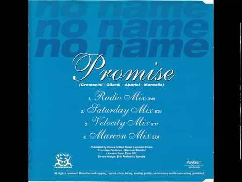 No Name feat. - Taleesa Promise (Velocity Mix)