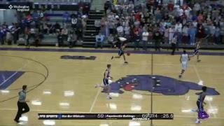 Varsity Boys Basketball   Har-Ber vs Fayetteville
