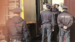 Суды над задержанными 25 марта, Суд Советского района Минска, Онлайн