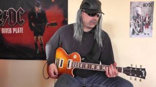 Accept - Bulletproof cover by RhythmGuitarX