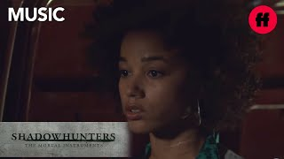 Shadowhunters | Season 3, Episode 8: Simon, Maia, & Jordan's Awkward Car Ride | Freeform