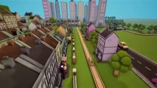 videó Tracks: The Train Set Game
