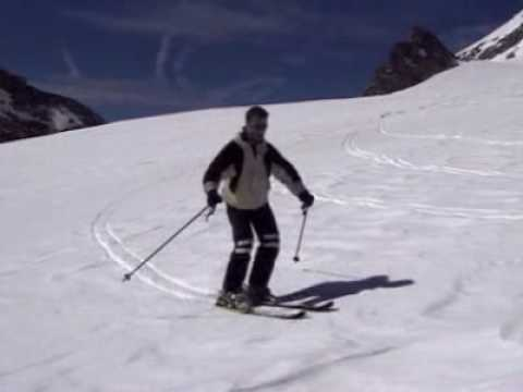 Learn to ski  - The Fundamental of Carving