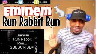The most underrated Eminem Verse Ever! | Eminem-Run Rabbit Run + Lyrics | REACTION