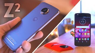 Motorola Moto Z2 Play Review: Don't Buy Moto Mods...