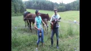 Video Ústecká Gádžovka - Koně