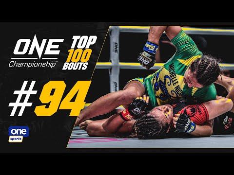 [Sport5]  One Championship Top 100 Fights: Lee vs Nicolini