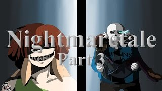Nightmaretale (Part 3) II Undertale Comic Dub