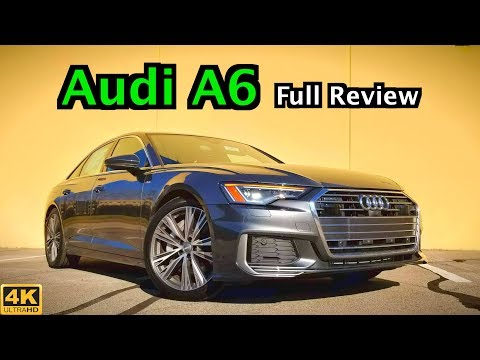 External Review Video DvqYCMwcya0 for Audi A6 Sedan (C8, Typ 4K)