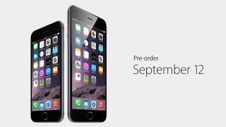 iPhone6Apple「iPhone6」と「iPhone6Plus」を発表!livedoorニュース