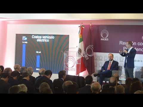 Ricardo Anaya explica su propuesta de gobierno
