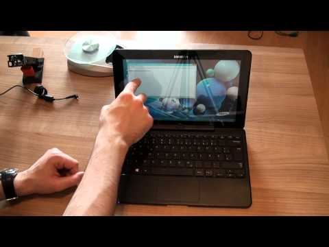 Hands-On - Samsung ATIV Smart PC Pro XE700T1C - deutsch
