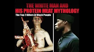 Vegan Truths and Meat Eater Mythology: Eat like a Slave think Like a Slave