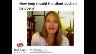 How Long Should Your Silent Auction Last?