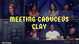 Meeting Caduceus Clay [Spoilers for Ep 26 on]
