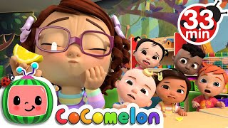 Five Senses Song + More Nursery Rhymes & Kids Songs - CoComelon
