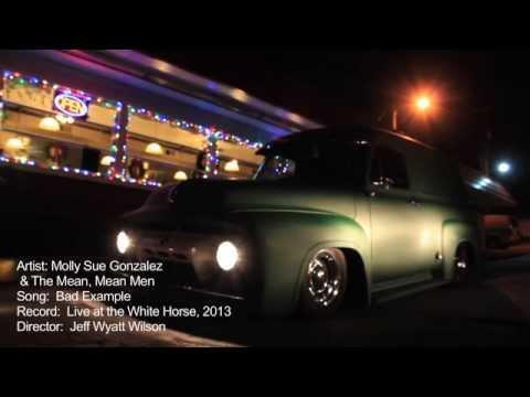 Molly Sue Gonzalez - Bad Example (official video)