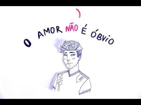 O Amor Não é Óbvio - Book trailer