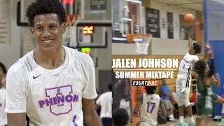 6'8 Point Forward Jalen Johnson Summer Mixtape! Future LOTTERY PICK Out Of Wisconsin!