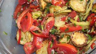 გემრიელი საზაფხულა სალათი