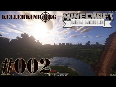Minecraft: A New World #2 – Mehr Nahrung! ★ Let's Play Minecraft SMP [HD|60FPS]
