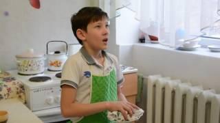 """Юмористическая передача """"Минута смеха"""" - Посуда"""