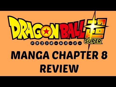 BOTAMO vs GOKU! Dragon Ball Super Ch 8