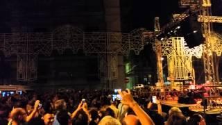 preview picture of video 'Festa Della Madonna Della Neve 2014 - Concerto Peppe Barra In Piazza Aprea  (03/08/2014)'