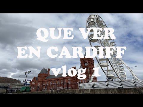 Qué VER en CARDIFF | Descubre la capital de GALES | Vlog #1