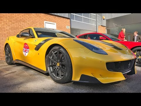 Swapping My 458 Speciale For A Ferrari F12 TDF? LIVE