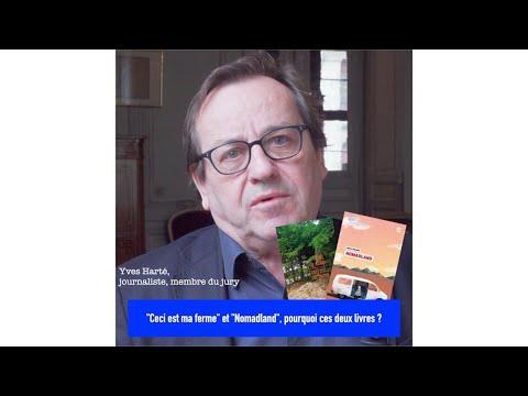 Yves Harté Sélection du Prix du livre du Réel 2019