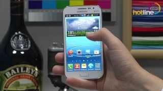 Мобильные телефоны и смартфоны, Обзор Samsung i8552 Galaxy Win  Dual