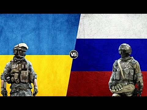 UKRAINE VS RUSSIA - Military Power Comparison 2017