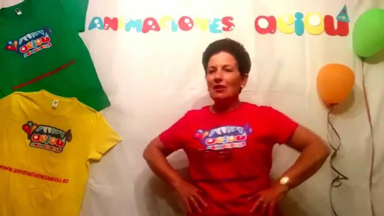 """Canciones infantiles tradicionales: """"caperucita ha salido"""""""