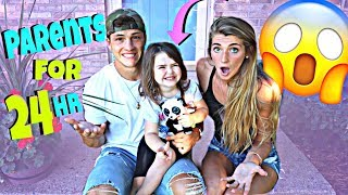 BECOMING PARENTS FOR 24 HOURS!!