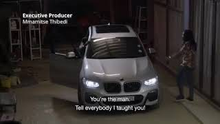 Uzalo   Sbu Congratulates Njeza On Stealing His First Car