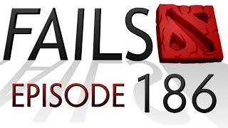 Dota 2 Fails Of The Week - Ep. 186
