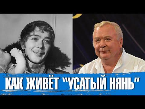 """Сергей Проханов. Как живёт """"Усатый нянь""""."""