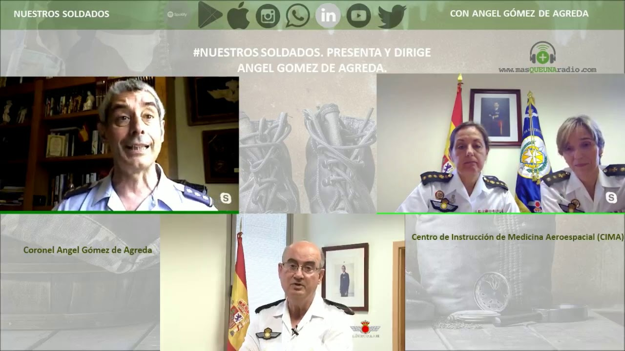 Centro de Instrucción de Medicina Aeroespacial (CIMA)