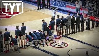 Kneeling Is Not Disrespectful, Supporting The Confederacy Is. thumbnail