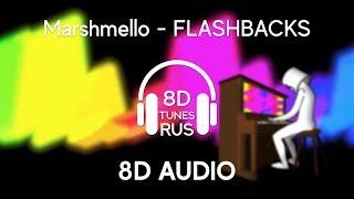 Marshmello   FLASHBACKS [8D MUSIC]