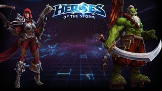 Heroes of the Storm | Valla + Samuro | I hear and obey