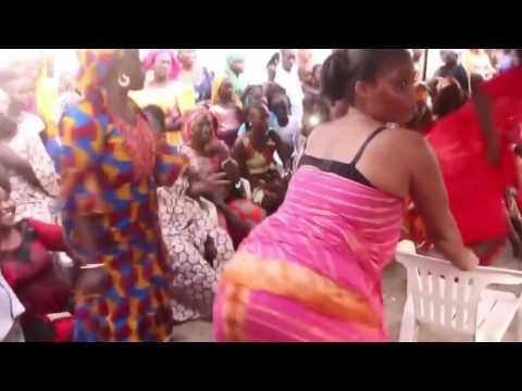 Sabar Dance Twerk