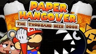 Paper Hangover: The Thousand Beer Door [TTYD MOD]