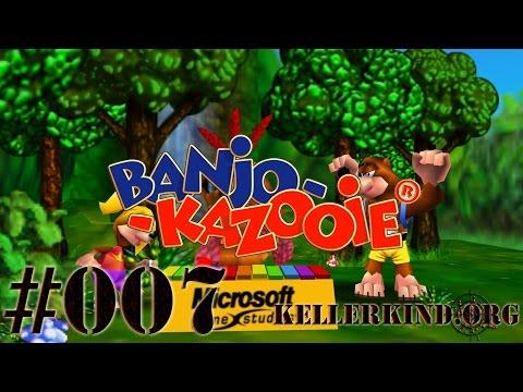 Banjo-Kazooie #007 – Bubblegloop Swamp – Endlich fertig! ★ Let's Play Banjo-Kazooie [HD|60FPS]