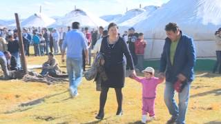 22 09 2014 В Монголии отмечают 300-т летие казахского батыра Ер Жанибека