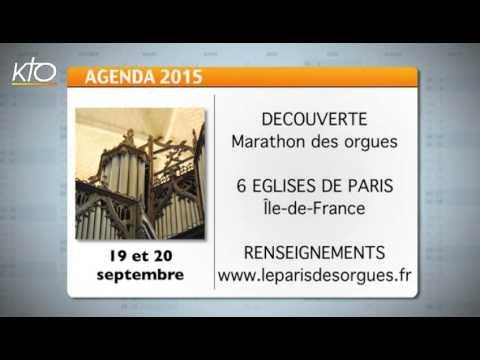 Agenda du 4 septembre 2015