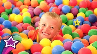Super Fun Playground and Amazing Nursery Rhymes Songs For Kids Playing at Best Kids Playground